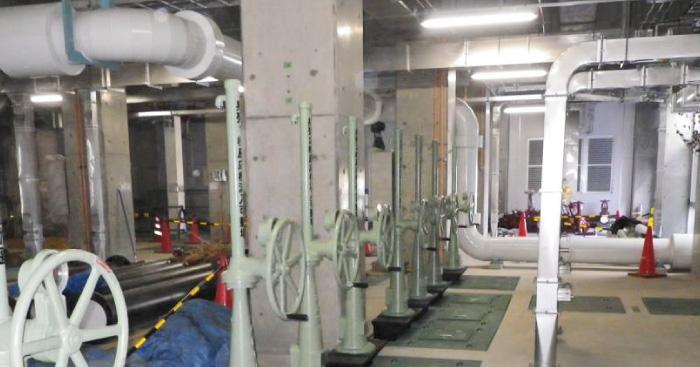 【岐阜市】中部プラント反応槽設備ならびに最終沈殿池設備 竣工しました♪