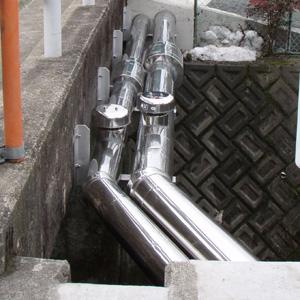 【本巣市】木知原簡易水道送配水管布設工事 竣工しました♪