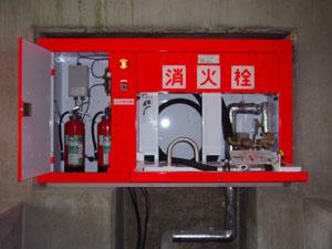 金山下呂トンネルの消火設備工事が竣工しました