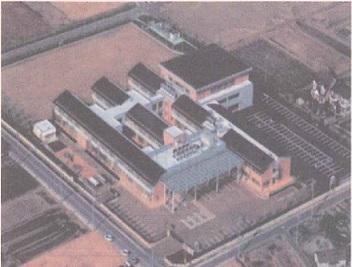 羽島特別支援学校 開校式